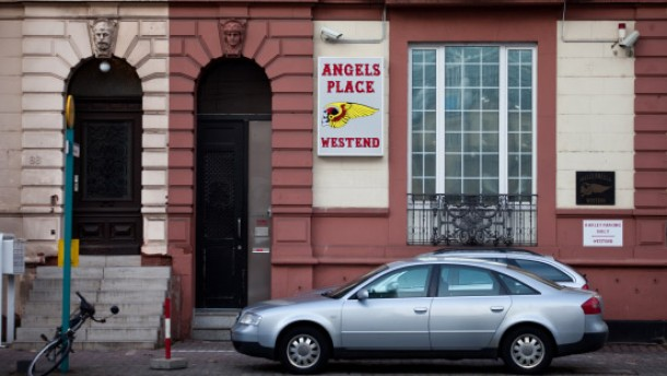 Innenminister verbietet Frankfurter Hells Angels