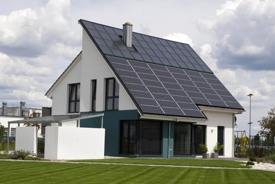 Energieautarker fertigbau ein haus versorgt sich selbst meine