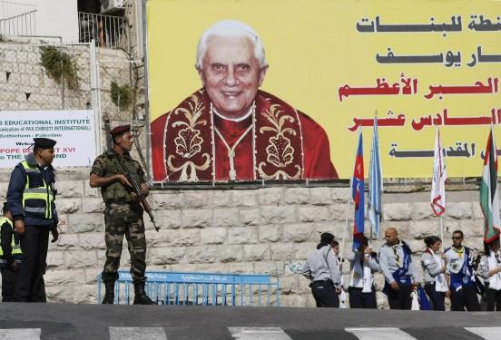 Der Papst Im Nahen Osten
