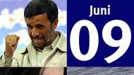Absturz über dem Atlantik, Protest in Iran