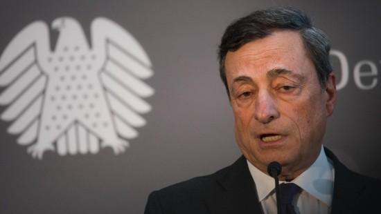 Draghi verteidigt umstrittene Nullzinspolitik im Bundestag