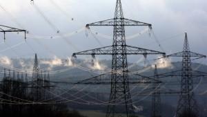 Regierung will Netzausbau vorantreiben