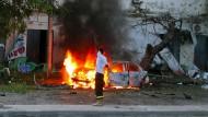 Tote nach Anschlag in Somalia