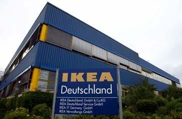 m belhandel ikea er ffnet in frankfurt sp ter als geplant wirtschaft faz. Black Bedroom Furniture Sets. Home Design Ideas