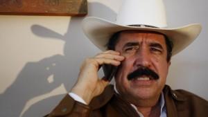 Zelaya greift wieder nach der Macht