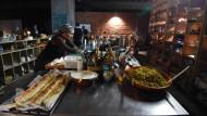 Restaurant rettet Essen vor dem Müll
