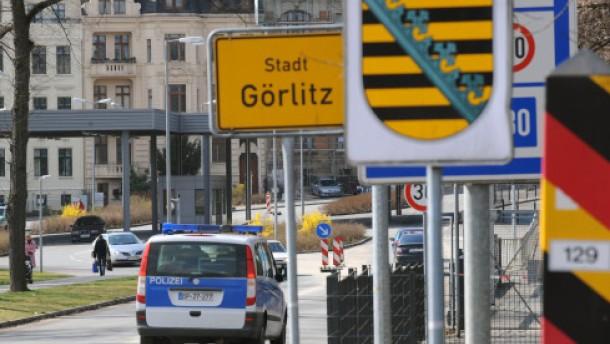 Deutschland hält die Grenzen dicht