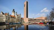 Weltklasse-Architektur aus Leipzig mit göttlichem Segen