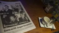 Spanien vor schwieriger Regierungsbildung