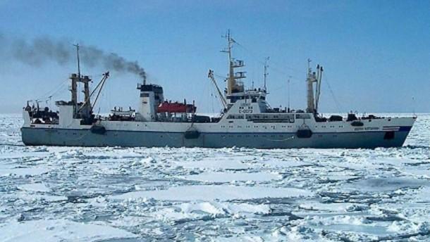 Dutzende Tote bei Untergang eines russischen Schiffes