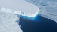 Eisschicht in der Arktis wird immer kleiner
