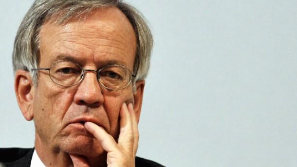 Siemens setzt Pierer ein Ultimatum