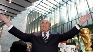 Eine Residenz für König Blatter, ein Amt für den Kaiser