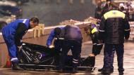 Putin-Gegner Nemzow in Moskau erschossen