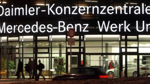 Gericht stoppt Betriebsratswahl von Daimler