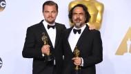 Endlich! Leonardo DiCaprio gewinnt Oscar