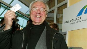 """""""Wer am Sonntag am Mautterminal Schlange steht, ist selber schuld"""""""
