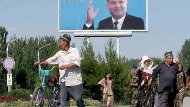 Washington muß Stützpunkt in Usbekistan verlassen