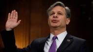 Wray als neuer FBI-Chef bestätigt