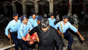 Dutzende Tote bei Anschlag in Islamabad