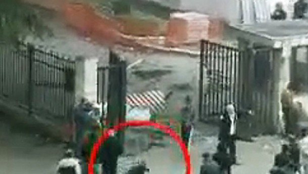Video belegt tödliche Schüsse von Sicherheitsbeamtem