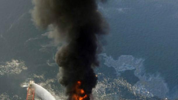 Amerika verklagt BP wegen Ölpest