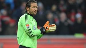 Wolfsburg-Torwart André Lenz notoperiert