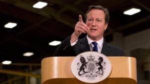 Cameron stellt Bedingungen für britische EU-Mitgliedschaft
