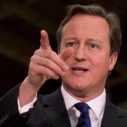 Will die Einwanderung auch aus der EU begrenzen: der britische Premierminister David Cameron