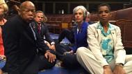 26 Stunden Sitzstreik im Repräsentantenhaus
