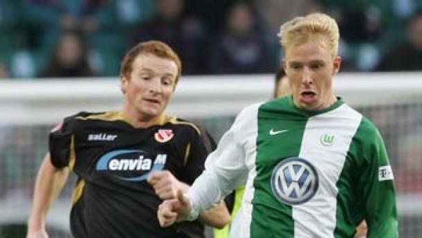 Wolfsburg ohne Ideen und Tore