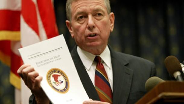 "Ashcroft legt erste Bilanz des ""Patriot Act"" vor"
