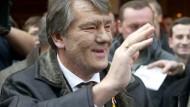 Das Regime kämpft gegen die Opposition von Viktor Yushchenko
