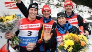 Deutsches Quartett gewinnt Teamtitel