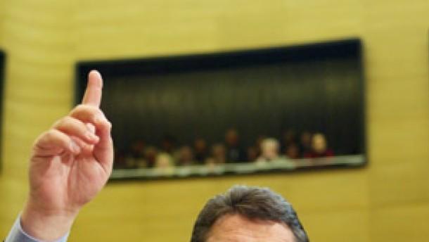 Mit Tony Blair als Vorbild will Gabriel wieder nach oben