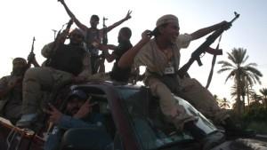 Rebellen: Gaddafi-Söhne festgenommen - Leibgarde gibt auf
