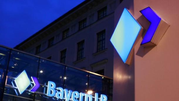 Bayern LB macht 770 Millionen Euro Verlust