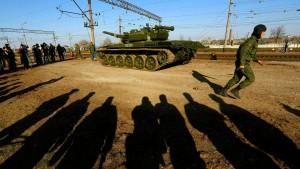 Moskau zieht Truppen von ukrainischer Grenze ab