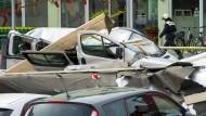 Orkan Niklas fordert mindestens drei Todesopfer