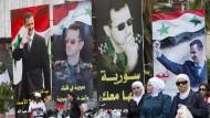 Assads blutige Herrschaft