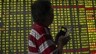 China beunruhigt Europas Börsen