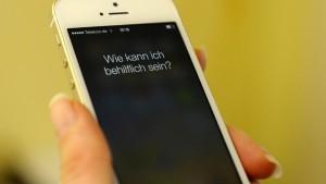 Siri weiß, wo man eine Leiche versteckt