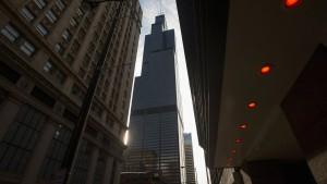 Früherer Sears-Tower vor Besitzerwechsel