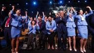 Peking richtet Olympische Winterspiele 2022 aus