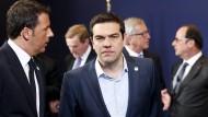 Athens Zusagen werden immer unglaubwürdiger