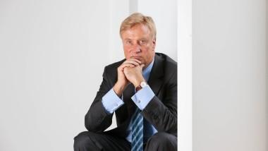 """""""Es gibt eine Polit-Kaste"""": Ole von Beust, der ehemalige Erste Bürgermeister von Hamburg."""