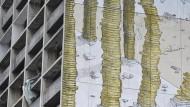 Alten Staub abschütteln: Die Säulen Griechenlands sollen zukünftig nicht mehr die Staatsschulden sein.