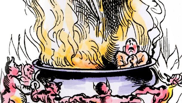 Die ganz normale Hölle auf Erden