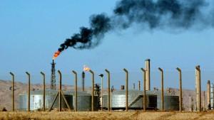 Dschihadisten attackieren Iraks größte Öl-Raffinerie