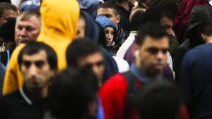 Scherbenhaufen der Asylpolitik